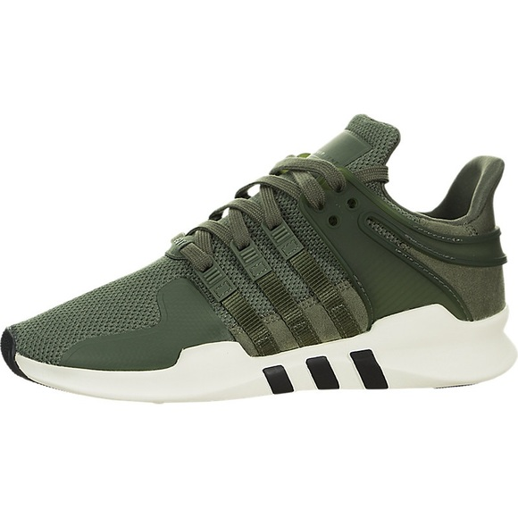 1daacbc03ead10 ... clearance new in box adidas olive green eqt support adv a01a1 4e276